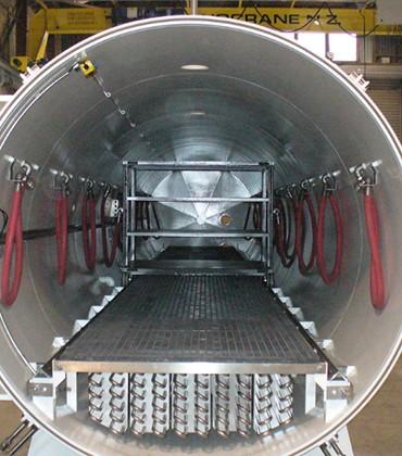 Máy sấy thăng hoa công nghiệp