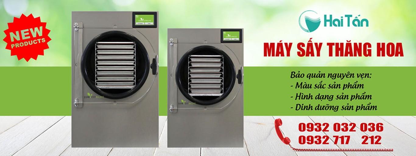 Máy Sấy thực phẩm công nghiệp, máy sấy lạnh - Hai Tấn