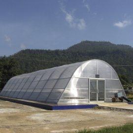 NHÀ SẤY SOLAR - D - Nhà sấy năng lượng mặt trời