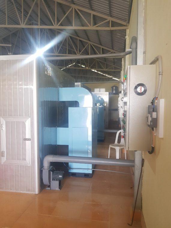 Máy sấy lạnh công nghiệp HTB-04