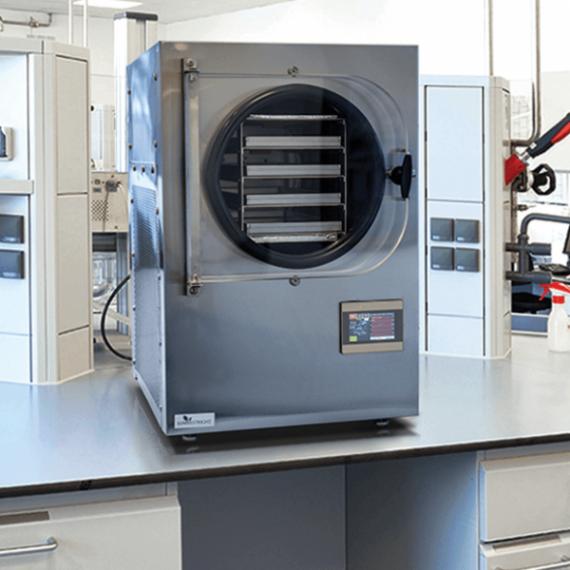 Máy sấy thăng hoa phòng thí nghiệm HR-LAB5