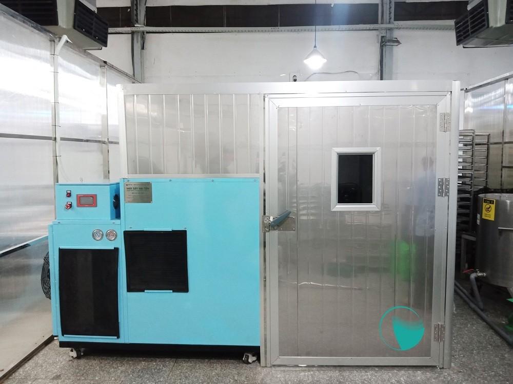 Máy sấy nông sản HTB lắp ở TP.HCM