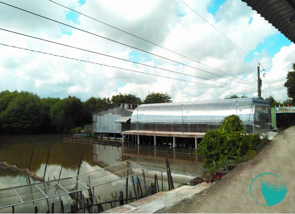 Nhà sấy năng lượng mặt trời SolarD