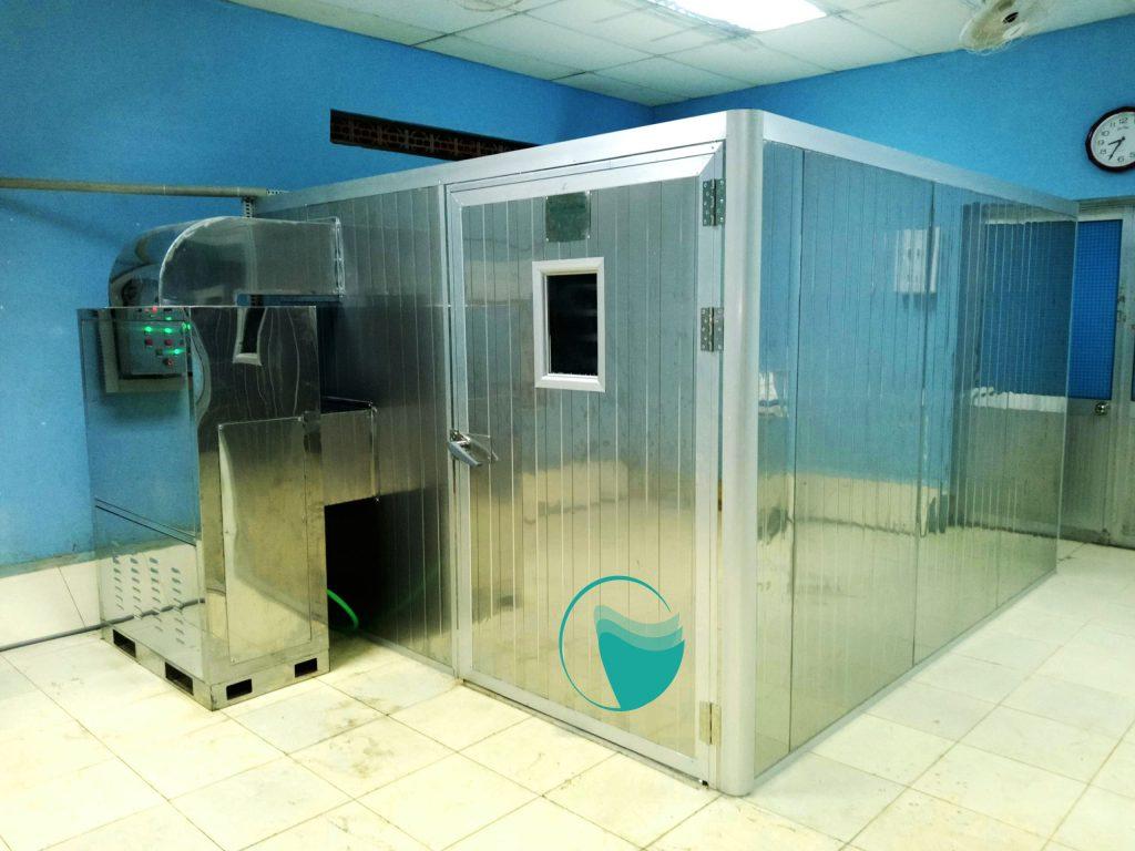 Máy sấy thực phẩm công nghiệp HTB02