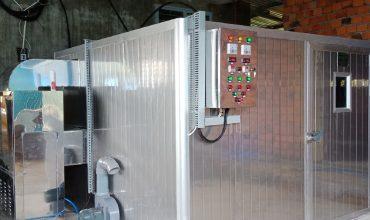 Máy sấy thực phẩm công nghiệp Hai Tấn – Chuyên dòng máy sấy lạnh