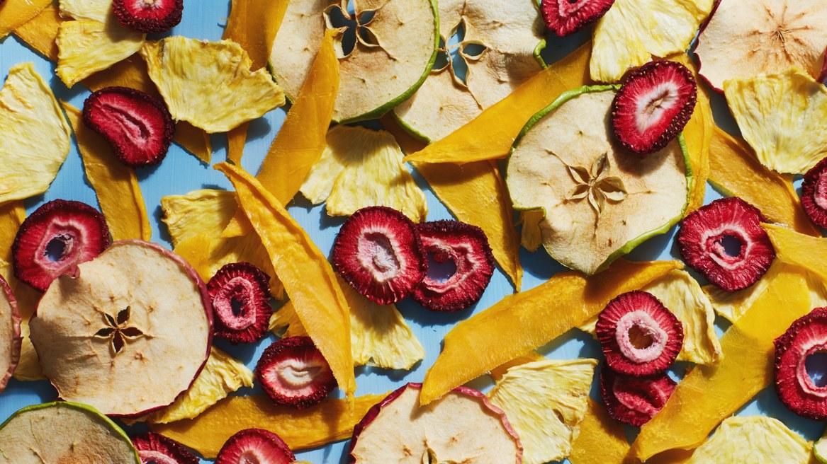 Loại máy sấy hoa quả nào tốt nhất 2020?