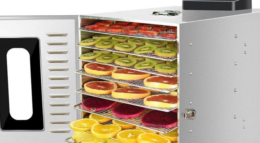 Cách dùng máy sấy thực phẩm dehydrator bền bỉ