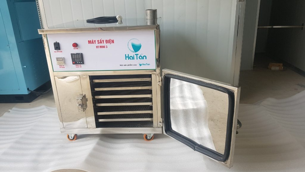 Địa chỉ bán máy sấy thực phẩm gia đình uy tín số 1 HCM