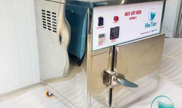 Có nên mua máy sấy thực phẩm? 5 lợi ích tuyệt vời từ máy sấy