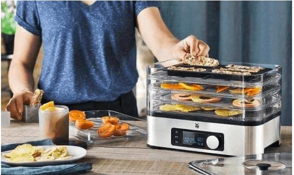 Tự làm máy sấy thực phẩm tại nhà