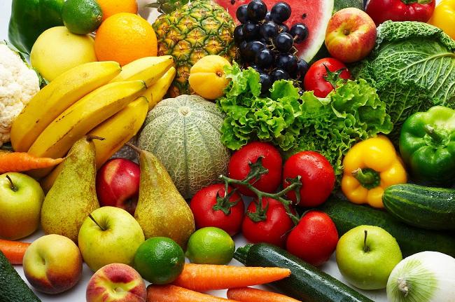Dinh dưỡng rau củ quả