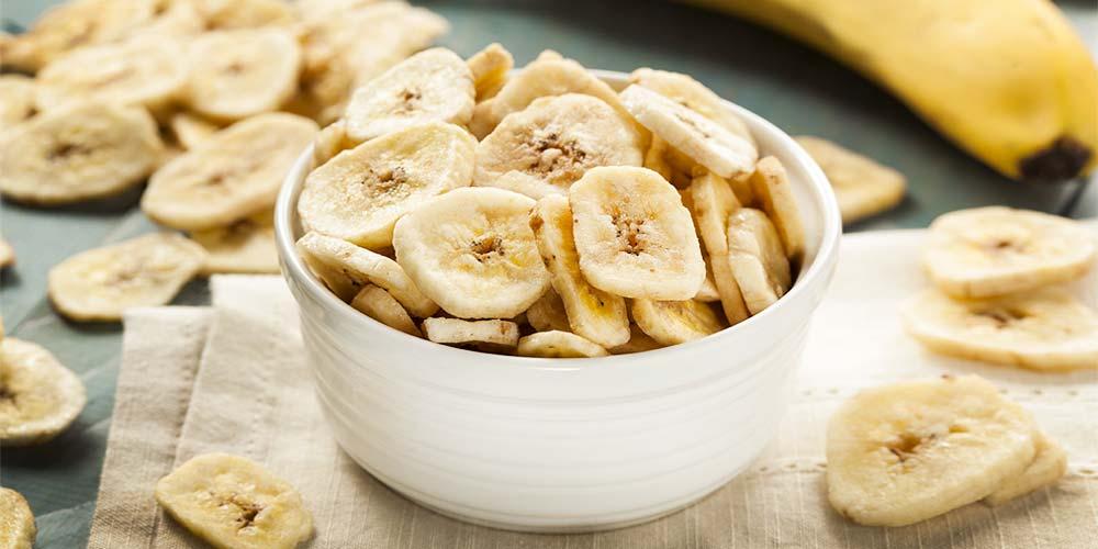 Thực phẩm sấy lành mạnh & 100% tự nhiên