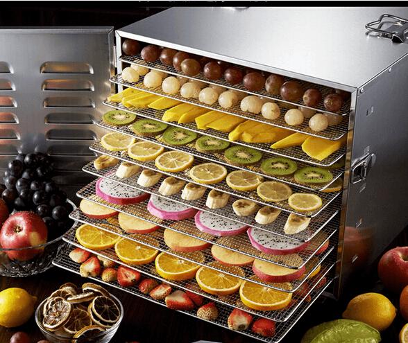 Tủ sấy trái cây khô chất lượng