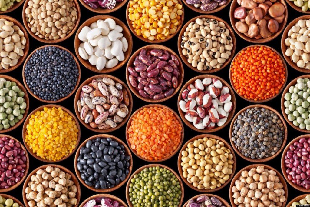 Các loại hạt sấy khô