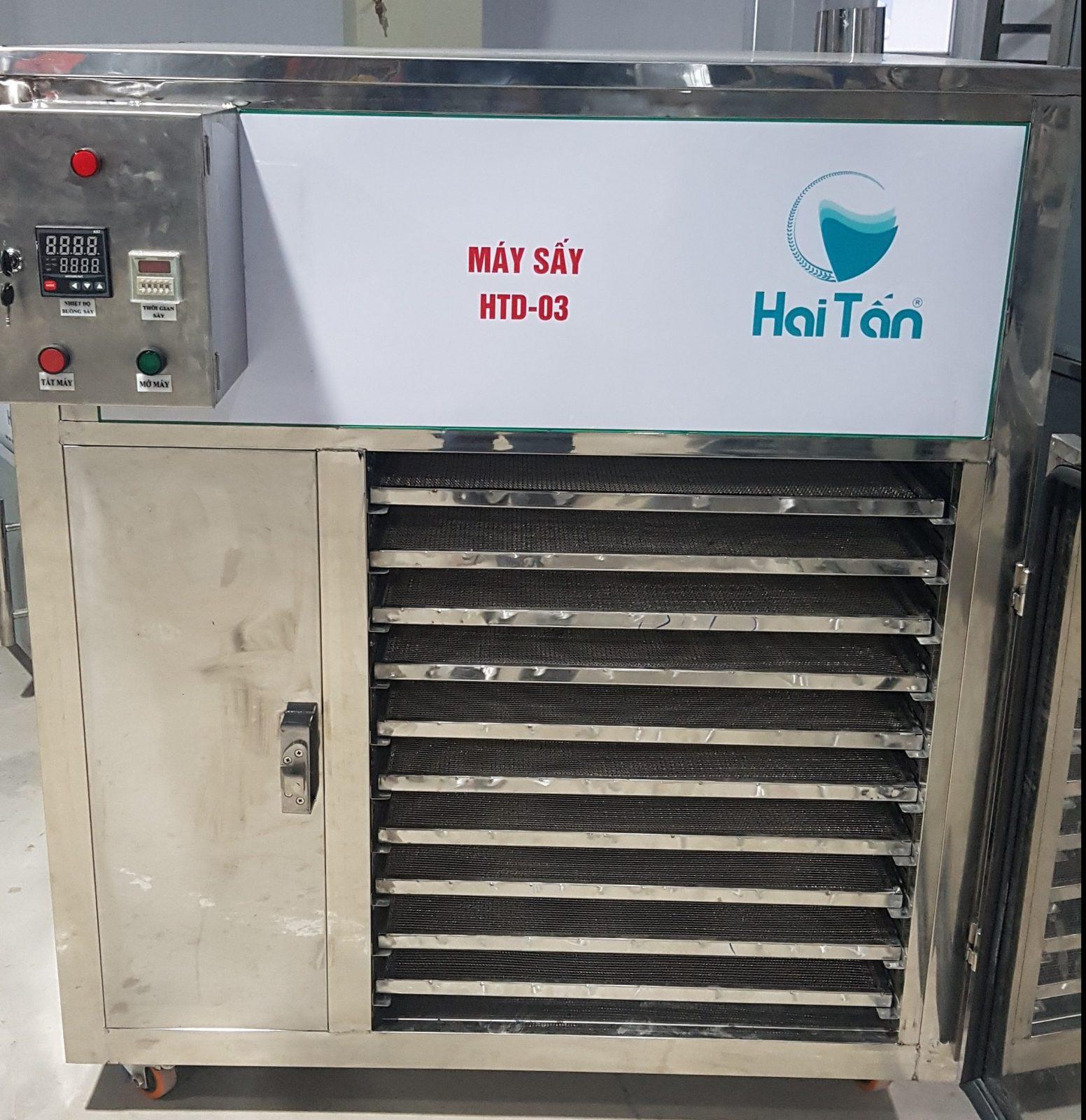 Địa chỉ bán máy sấy thực phẩm uy tín số 1 tại HCM