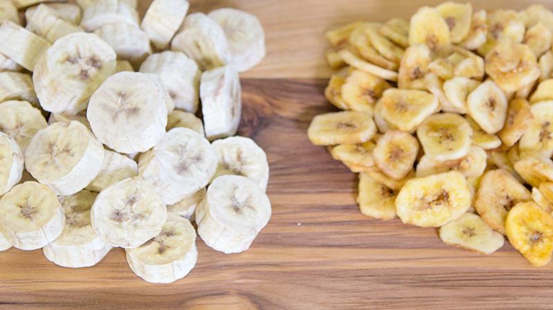 Kỹ thuật sấy khô các loại trái cây