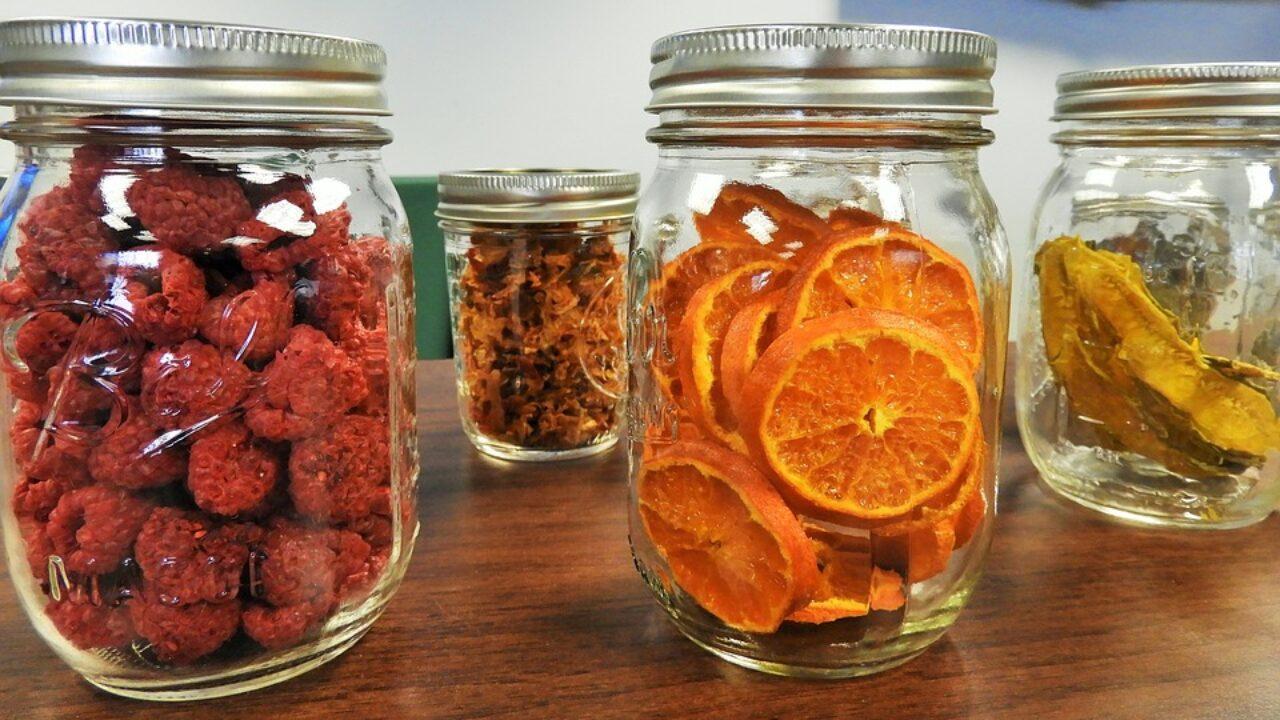 Lò sấy thực phẩm gia đình – 5 lý do bạn nên sở hữu một chiếc trong nhà