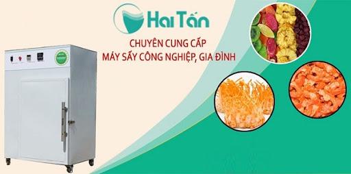 Tủ sấy khô thực phẩm đến từ thương hiệu Máy Sấy Hai Tấn