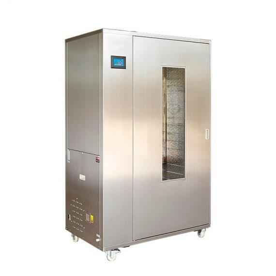 Ở giai đoạn 1 không khí được hấp thụ nhiệt - Cấu tạo tủ sấy thực phẩm