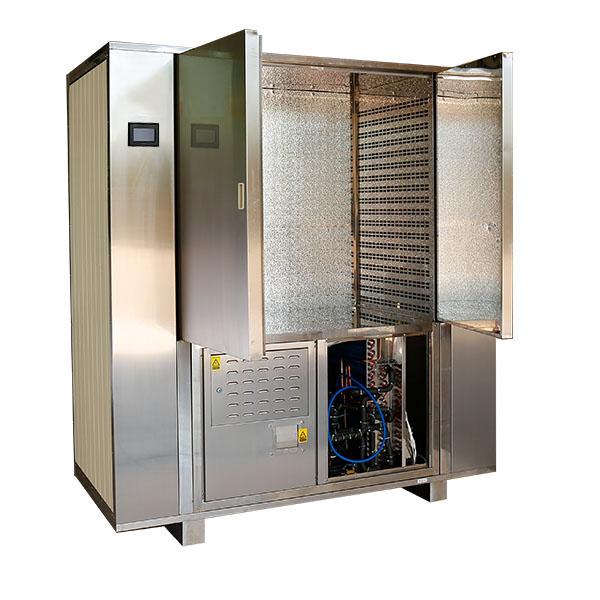 Tủ sấy trái cây lạnh tiết kiệm điện năng