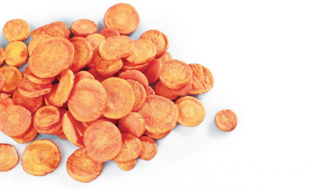 Máy sấy cà rốt