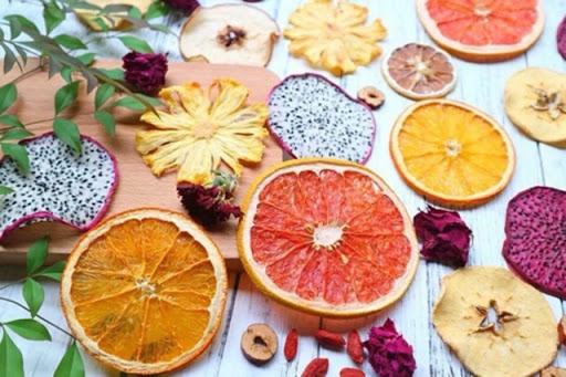 Công nghệ sấy lạnh trái cây