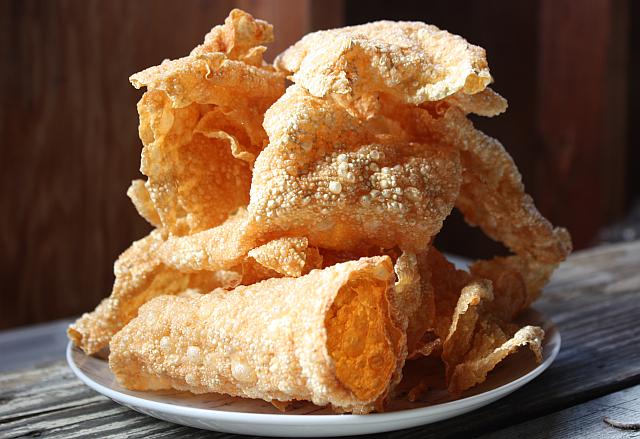 Da heo là một trong những món ăn vặt rất được ưa chuộng. Chúng giàu chất dinh dưỡng và giá thành cũng rất phải chăng