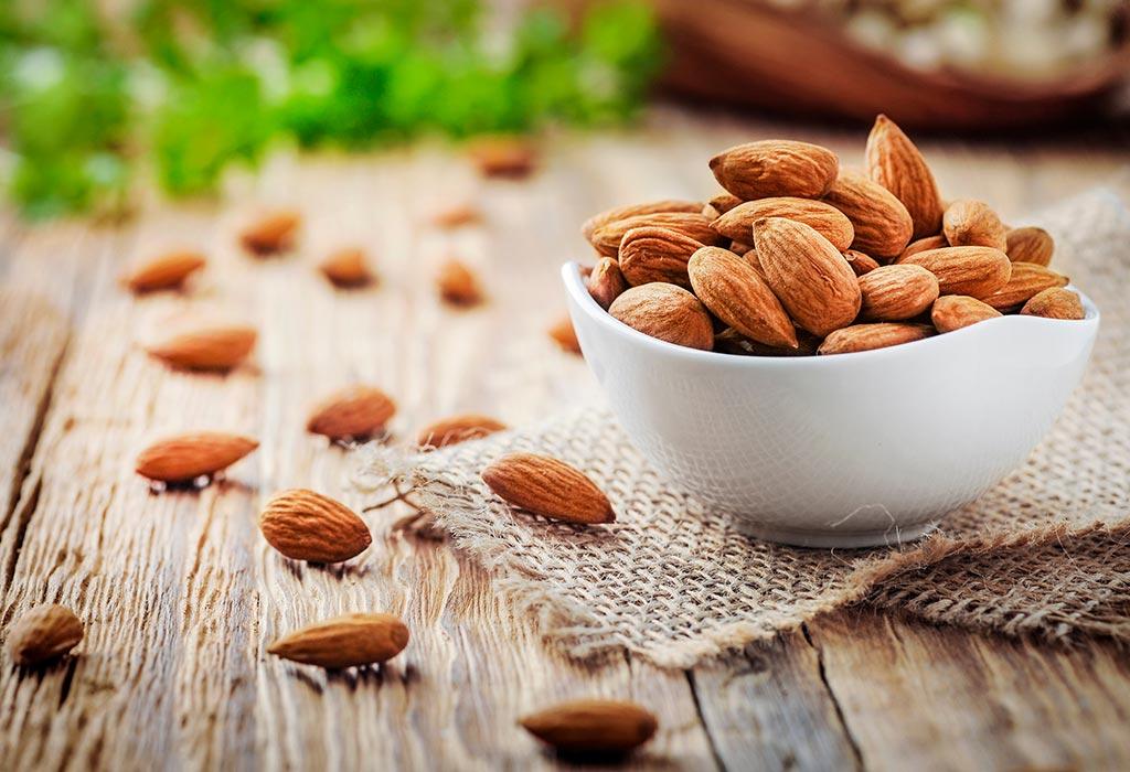 Lợi ích sức khoẻ hàng đầu từ hạt hạnh nhân