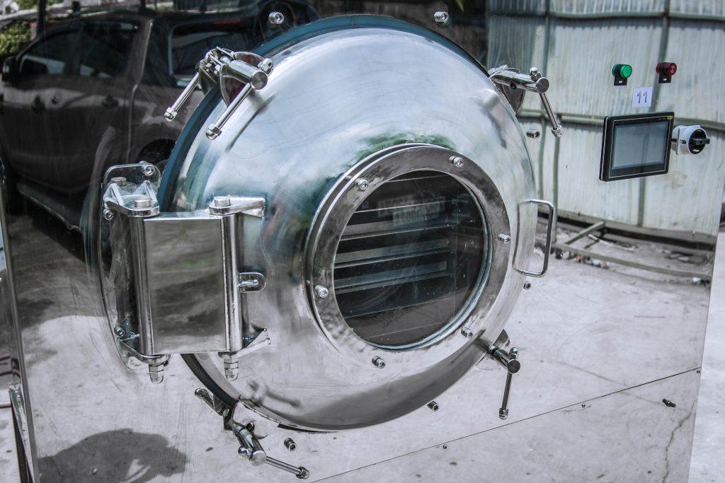 Thân vỏ máy sấy thăng hoa HT-FD20