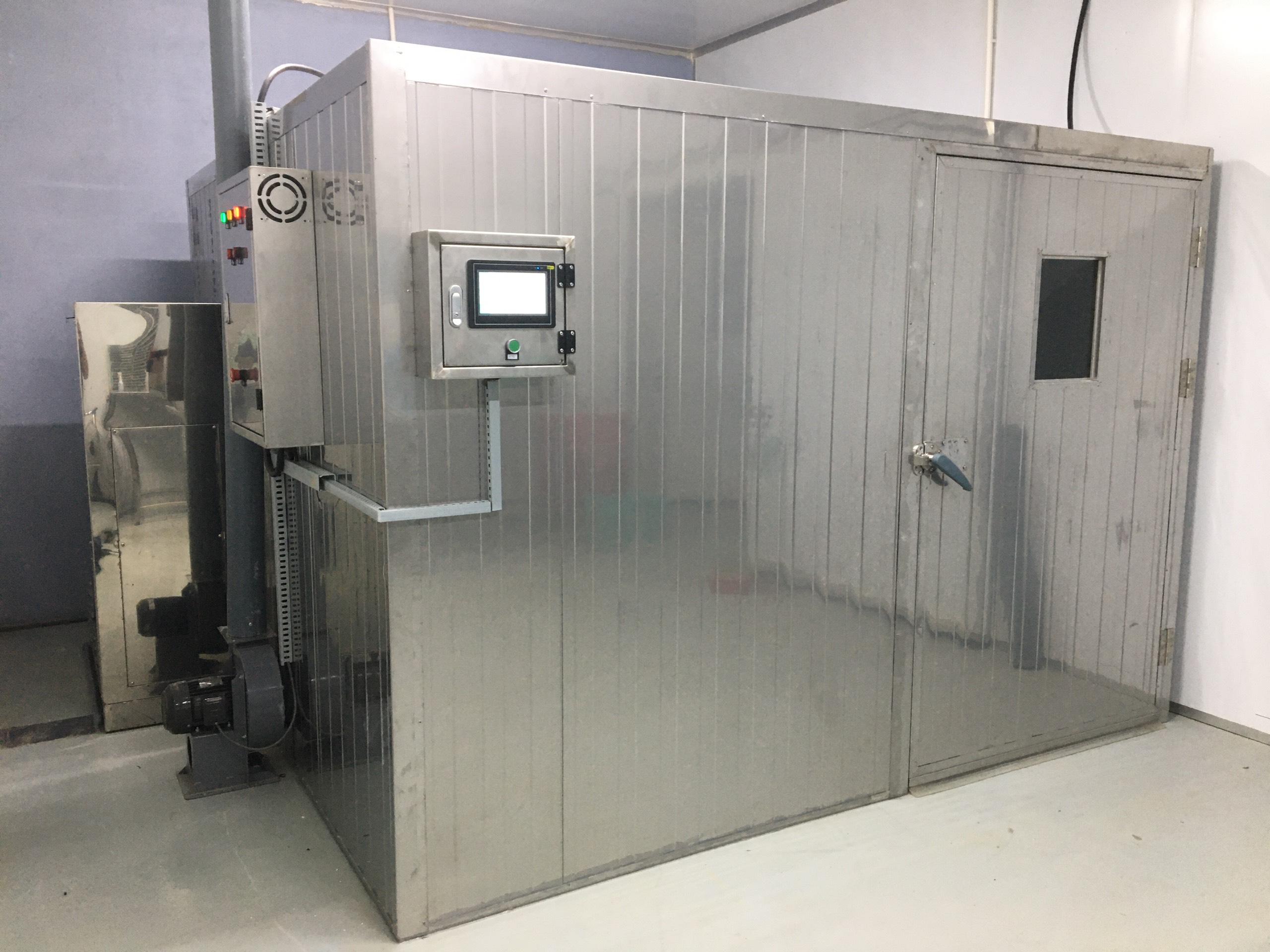 Máy sấy măng khô bằng công nghệ sấy lạnh